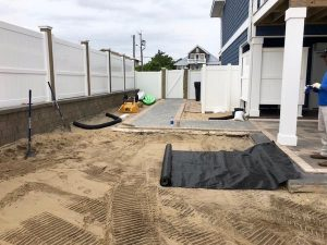 Step One Synthetic Turf Installation